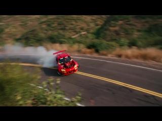 RIP GT-4586  #Ferrari-Powered #Toyota drifts a Portland Touge w #RyanTuerck + Gumout