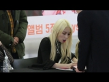 [직캠_FanCam] 170203 IFC몰 팬싸인회 -CLC #엘키 #ELKIE by Athrun