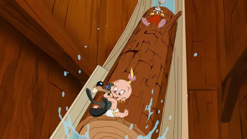 Кролик Роджер: Путаница в Лесу [1993]