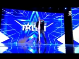 Italias Got Talent Andrea e Silvia Bachata Dance