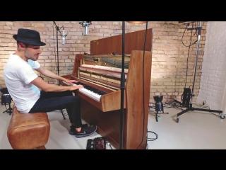 Пьяно кавер на песню Luis Fonsi - Despacito ft. Daddy Yankee в исполнении Peter Bence