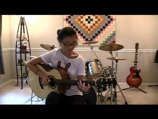 Queen - Dont Stop Me Now (guitar) - Sandra Bae