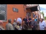 Открытие мемориальной доски в Рославле