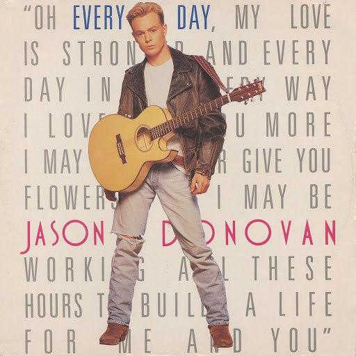 Jason Donovan альбом Every Day (I Love You More)