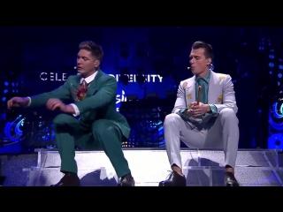 Eurovision 2017 Semi Final 1 Opening Act - Ukraine