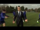 Давид Луиз против репортера клубного канала Челси