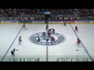 ЧМ 2008, Финал, Россия - Канада