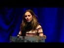 Actress Eliza Dushku addresses students at NH Youth Summit on Opioid Awareness