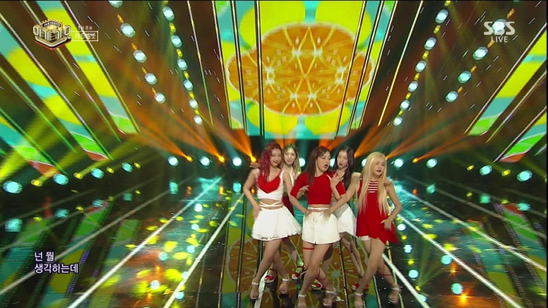 170730 Red Velvet (레드벨벳) - Red Flavor (빨간 맛)