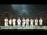 170821 NCT 127 - Intro + Fire Truck + Limitless + Talk + Cherry Bomb @ KCON in LA