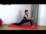 Как сесть на шпагат - упражнения на растяжку