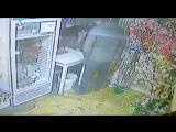 В Сети появилась запись ограбления цветочного киоска в Якутске