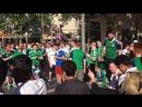 Azərbaycan - Şimali İrlandiya oyunundan öncə azarkeşlər arasında söz savaşı