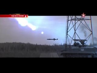 «Вампир» в действии_ РПГ-29 пробивает двухметровую железную плиту