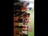 танец с любимыми учителями