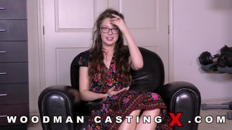 Elena Koshka - Woodman Casting [All Sex, Hardcore, Blowjob, Gonzo]