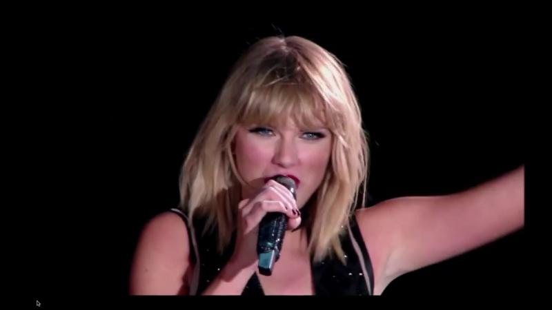 Taylor Swift - Holy Ground (Live at Formula 1, Austin 2016)