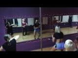 Школа танцев LiLu. Танцевальная аэробика для похудения. Энергичная связочка!