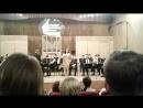 Попурри Алла Пугачёва Исполняет духовой оркестр Сургутского музыкального колледжа