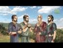 17 сентября. Мчч. Феодор, Миан, Иулиан и Кион 305-311. Мульткалендарь, 2017