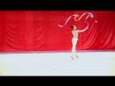 Дарина Бут Лента - Чемпионат Запорожской области 2017