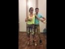 Bachata(Бачата)_Набережные Челны_школа танцев БАЙЛА (09.08.2017)