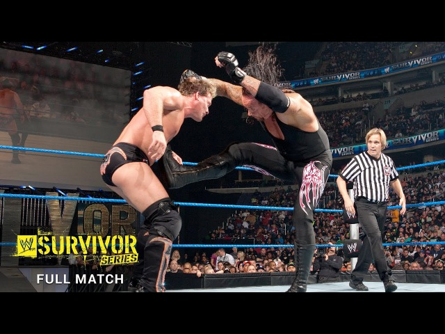 FULL MATCH - The Undertaker vs. Chris Jericho vs. Big Show: Survivor Series 2009
