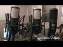 Обзор студийных микрофонов AKG P120 AKG P220 и AKG P420