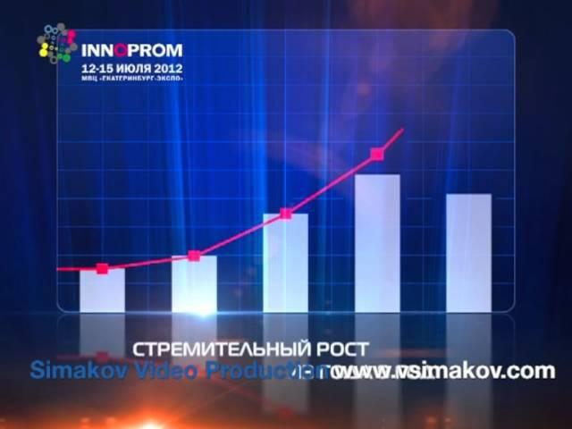 Рекламный ролик выставки Иннопром 2012 / Innoprom 2012 Exhibition TV Commercial