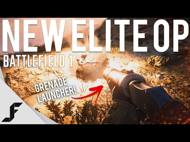 NEW ELITE MAD OP - Battlefield 1 Turning Tides Gameplay
