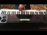 Сектор Газа - Любовь загробная (piano cover) 60 FPS