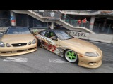 CRAZY R8, DRIFTING &amp BURN OUTS AT RACEISM S04EP24