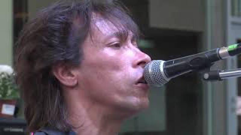 Концерт группы Солнечные дни в Новосибирске (бонус Маша)