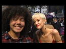 Andrea Riseborough Fan Questions - Battle of the Sexes London Film Festival Premiere