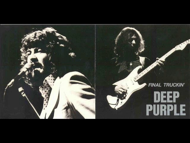Deep Purple Final Truckin' Osaka 1973 Full Album