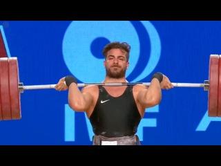 2017 World Weightlifting Championships, Men 85 kg | Тяжелая Атлетика. Чемпионат мира
