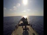 «Адмирал Эссен» атаковал «Калибрами» объекты ИГИЛ в Дейр эз-Зоре