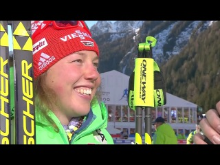 Antholz-2017. Comments from Laura Dahlmeieranalysis of the race from Sven Fischer