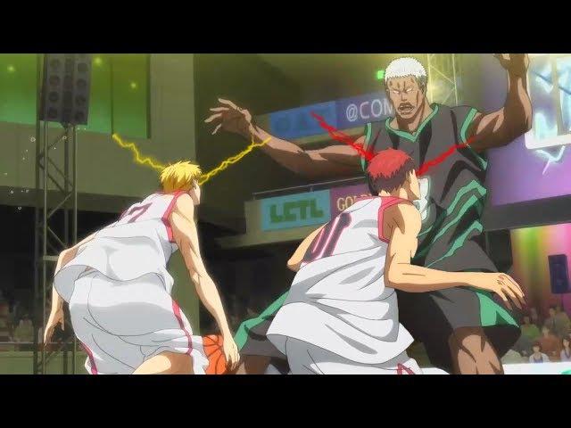 Kuroko No Basket: Last Game「AMV」– Ridiculous