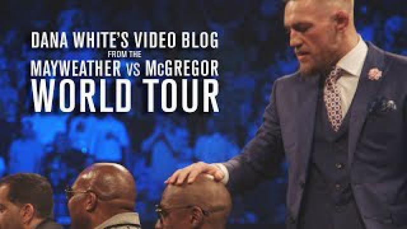 Dana White's Video Blog | MAY/MAC WORLD TOUR | Ep. 6