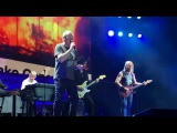 Deep Purple and John Norum on Smoke on the water, London 23112017