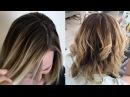 Sun kissed Hair | Rooty Blonde - Balayage Babylights Tutorial!
