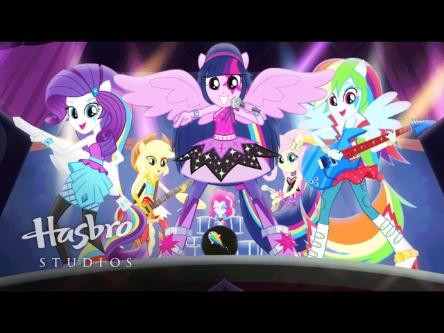 MLP: Equestria Girls - Rainbow Rocks EXCLUSIVE Short - 'Perfect Day for Fun'