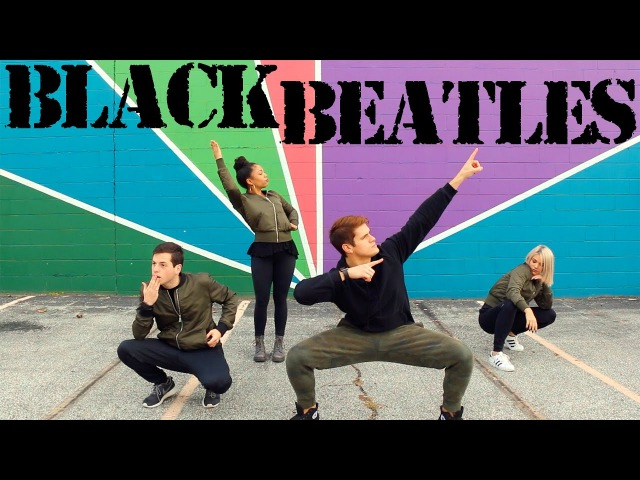 Rae Sremmurd - Black Beatles | The Fitness Marshall | Cardio Dance BlackBeatles