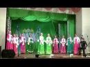 Ой цветёт калина исп. хор Душечка гармонист Иван Черепов
