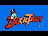 Duck Tales. Прохождение первой части Утиных историй на денди.