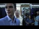 ВВЖ жгет в магазине мужской одежды Truvor Плохие пиджаки
