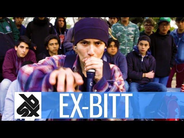 EX-BITT | CHILE BEATBOX CHAMPION