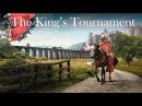 Коллаж в Photoshop   Королевский турнир (The King's Tournament)