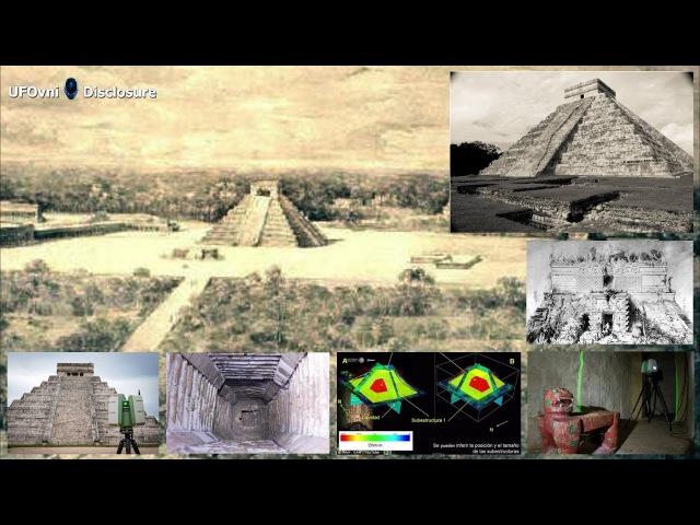 Prozkoumejte jeskyně a labyrinty pod Chichen Itza